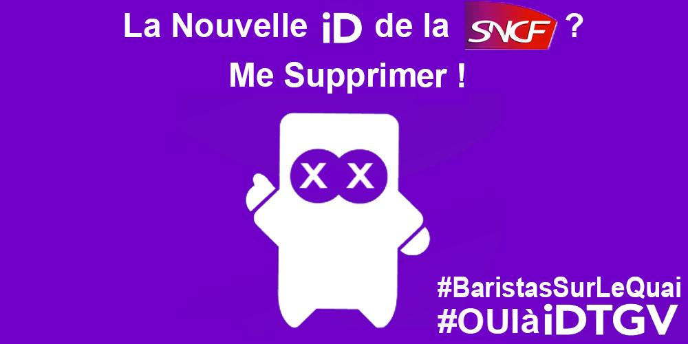 Fin d'IDTGV : La SNCF Sort son 49-3 !