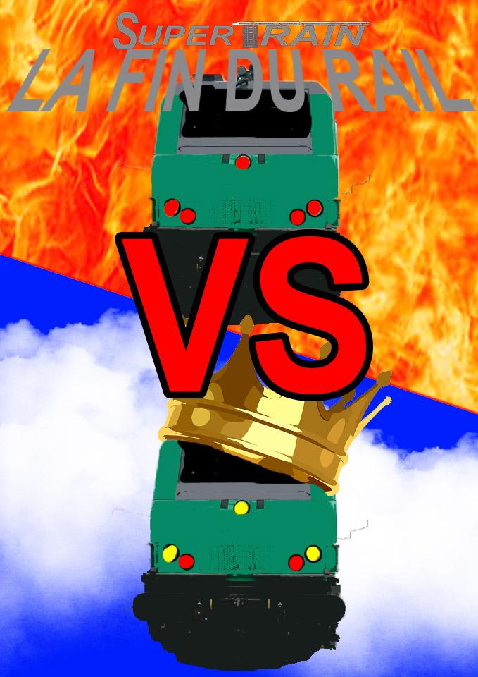 Nouvelle et Dernière BD : La Fin Du Rail