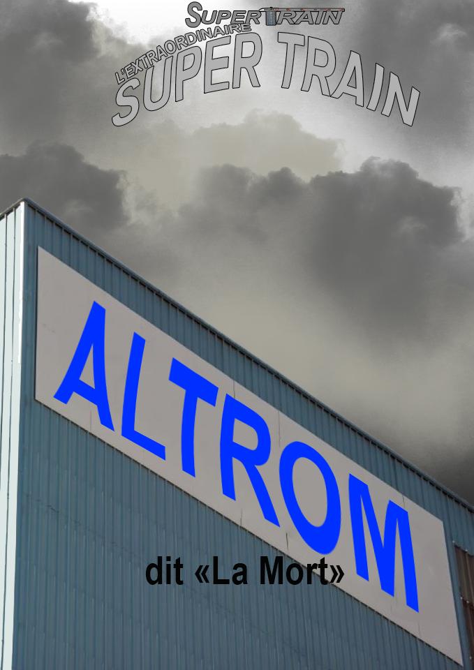 Nouvelle BD : ALTROM