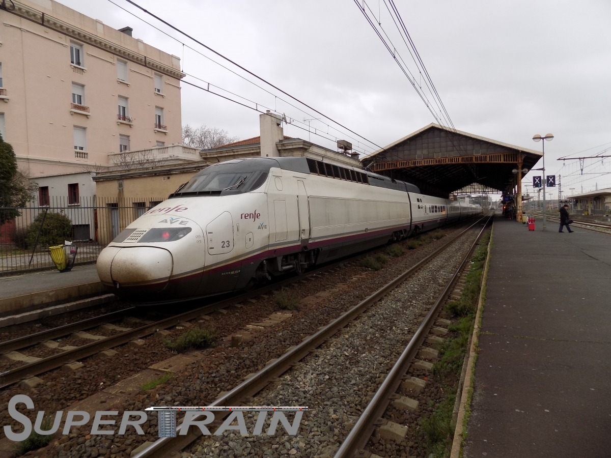 Renfe 23 (AVE S-100)