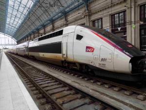 851 (TGV EURODUPLEX ATLANTIQUE)