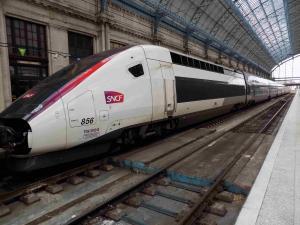 856 (TGV EURODUPLEX ATLANTIQUE)