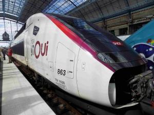 863 (TGV EURODUPLEX ATLANTIQUE)
