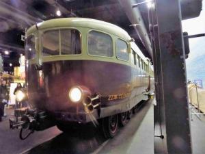 Micheline XM 5005 - EST - 1936